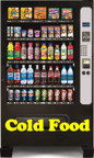 cold food vending machine
