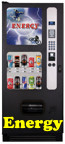 energy drink vending machine